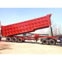 Wholesale Tandem Tipping Military Industrial Dump Truck For Heavy Duty Transportation from china suppliers