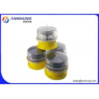 Wholesale Flash Mode Solar Airport Lighting For Final Approach / Take - Off Area from china suppliers