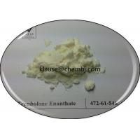 Wholesale Trenbolone Steroids Trenbolone Enanthate Yellow Powder 10161-33-8 from china suppliers
