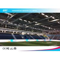 Wholesale P16 SMD 3535 Full Color Stadium Perimeter LED Display Advertising Hoarding Rents from china suppliers