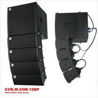 Buy cheap Wedding Party Sound \Mini Line Array 5 Inch \Sound With Sub Bass \Selfpowered Speaker from wholesalers