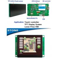 Buy cheap 800*600 RGB Color Lcd Panel Module Different Language Control Board 8 Inch from wholesalers