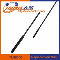 Wholesale 477mm Replacement Car Antenna Mast  , Fiberglass Antenna Mast from china suppliers