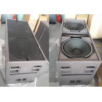 Wholesale Professional Portable Sound System 1800W RMS Double18 inch Bass Speakers from china suppliers