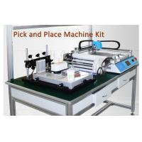 Wholesale Small SMT Pick And Place Machine Kit with Stencil Printer CHMT36 LED Mounting Machine from china suppliers