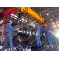 Wholesale ASTM Heavy 30Cr2Ni4MoV, 34CrNi3Mo Alloy Steel Forged Shaft- Steam Turbine Rotor Forging from china suppliers