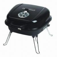 Quality Portable table top BBQ grill with folding legs for sale