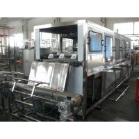 Buy cheap 5 Gallon / 3 Gallon Water Bottle Filler Machine Stainless Steel Water Production Line from wholesalers