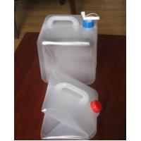 Quality 10L 20L Foldable LDPE Jerry Can, Collapsible LDPE Cubitainers For Medical for sale