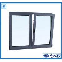 Wholesale Aluminum/Aluminium Turn-Turn Window Winth Double Glass from china suppliers