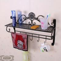 Wholesale bathroom shelf wall rack from china suppliers
