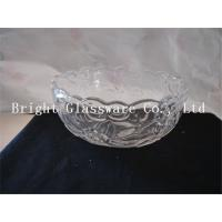 Wholesale hot sale glass fruit plate for home use and decoration from china suppliers