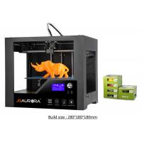 Wholesale Industrial Metal 3D Printer Kit , CNC FDM Technology 3D Printing Machine from china suppliers
