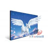 Wholesale 9 Screen Video Wall Digital Signage , Commercial Video Wall Media Player 250 Power from china suppliers
