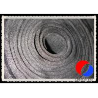 Buy cheap Rayon Based Soft Graphite Felt Thermal Conductivity 0.026 w/m.k Graphite Mat from wholesalers