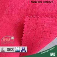 EN1149-3 270 gram for safety clothing and coverall 100% anti-static conductive fabric with carbon fiber