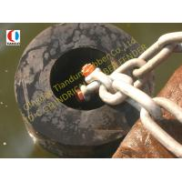 Wholesale Cylindrical Natural Rubber Dock Fender Anti-shock , Ø1200 x Ø600 from china suppliers