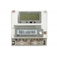 Wholesale AMR System Smart Electric Meters for Domestic Usage with Prepaid Function DLMS/COSEM from china suppliers