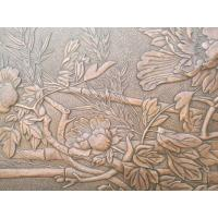 good sales forged relief,bronze sculpture for artist
