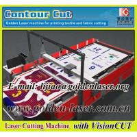 Wholesale VisionCUT Laser Printed Sign Fabric Cutting Machine from china suppliers