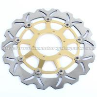 Wholesale Durable Motorcycle Brake Disc Heat Treatment With Color Anodized from china suppliers