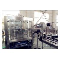 Wholesale Stainless steel slivery white carbonated drinks machine 2000kg weight power 5.03 from china suppliers