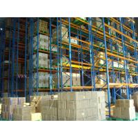 Wholesale Very Limited Aisle Forklift Industrial Shelving Units from china suppliers