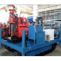 Wholesale Spindle Rotary Crawler Drilling Rig Max Torque 2760 N.m , Mobile Drilling Rig from china suppliers