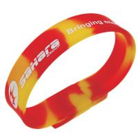 Wholesale High Quality Silicone wristband usb drives with 512mb 1g 2g 4g 8g from china suppliers