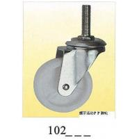 Wholesale PP small caster  caster wheel screw 102 from china suppliers