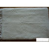 Wholesale Jacquard Hajj Ihram Garments , Hajj Ihram Towel 100% Polyester from china suppliers