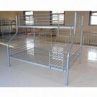 Wholesale Bunk Bed, Steel Frame with Powder Coating from china suppliers