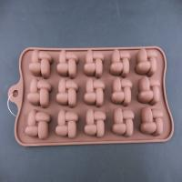 Wholesale 100% food-grade silicone material new design flower shape silicone chocolate candy molds wholesale from china suppliers