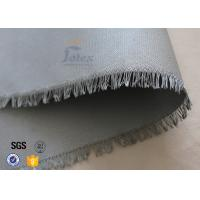 "Wholesale 0.45mm PU Coated Glass Fibre Fabric For Welding Blanket 460gsm 39"" Cloth from china suppliers"