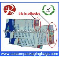 Wholesale Recyclable Clear Custom Packaging Bags , Printing OPP Packaging Bags from china suppliers