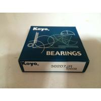Wholesale Hyundai HD65 taper bearing 30207 exterior wheel bearing 30207JR KOYO from china suppliers