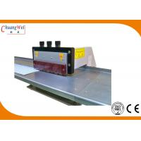 Buy cheap LED T8 1200 mm PCB Seperator Machine 220VAC With Long Platform from wholesalers