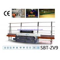 9 Spindles Glass Straight-Line Edging Machine,Glass Straight-Line Edging Machine,Glass Edging Machine