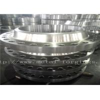Wholesale Duplex SS Flanges /  Stainless Steel Plate Flanges  Heat Treatment from china suppliers