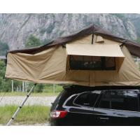 Wholesale Portability 2-3 Person Large Turnover Roof Top Tent Soft Shell For 4x4 Accessories from china suppliers