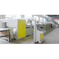Wholesale high speed automatic 3layers, 5layers corrugater paperboard line from china suppliers