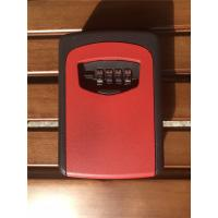 Wholesale Waterproof Outdoor Combination Digital Key Safe Box Wall Mount 90 * 65 * 32 mm from china suppliers