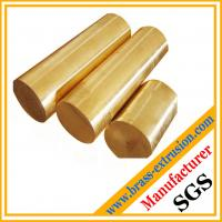 Copper alloy square round brass bar and rod c