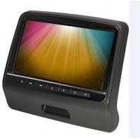 Wholesale Universal Car Pillow Dual Headrest Dvd Player For Car Black Beige Grey from china suppliers