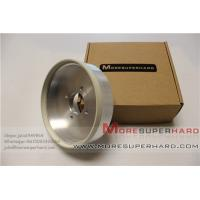 Wholesale sharp cutting 6A2 Vitrified diamond cup grinding wheel for PCD-julia@moresuperhard.com from china suppliers