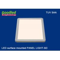 Wholesale 35 W Surface Mounted LED Ceiling Light , 3000K - 6000K Square LED Panel Lamp from china suppliers