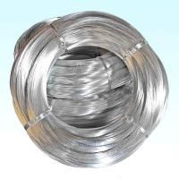 China high quality low carbon steel galvanized wire on sale