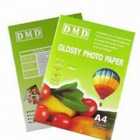 Wholesale Premium Photo Paper, High-glossy Surface, Enhanced Brightness, Professional Designs from china suppliers