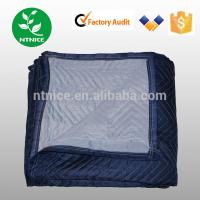 """Quality hot sale 72""""*80""""  woven multifunction furniture Moving Blankets 100% recycled textile materials for sale"""