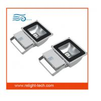 Wholesale Super Bright Waterproof LED High Bay Lighting , Commercial 6000Lm 80W LED Floodlight from china suppliers
